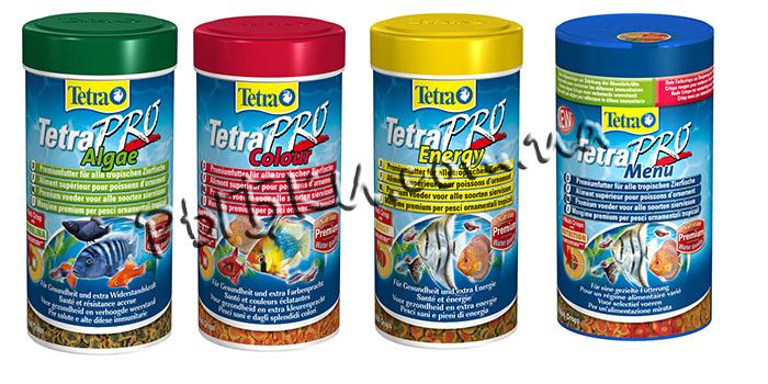 Корма для рыбок TetraPro