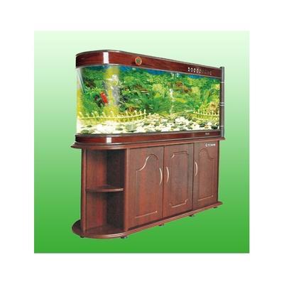 Аквариумный комплект Minjiang MURS 1800 rossewood (красное дерево), 508 л