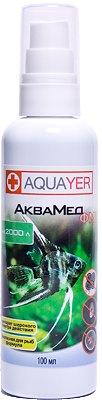 Aquayer АкваМед – препарат широкого спектра действия, 100 мл