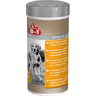 8in1 Excel Multi Vit-Adult - мультивитаминный комплекс для собак, 70 таб