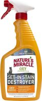8in1(Natures Miracle) Set-in Stain Destroyer Cat Oxy уничтожитель пятен и запахов, 709 мл