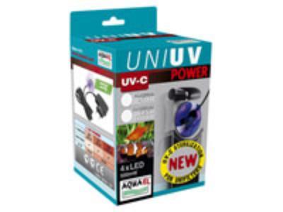 Aquael UniUV Power - стерилизатор к фильтру Unifilter 750/1000, 107401