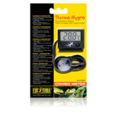Hagen ExoTerra Digital Thermo-Hygrometer, PT2470 - термометр-гигрометр электронный