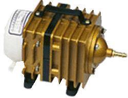 Resun ACO-004, профессиональный поршневой компрессор до 4300 л.