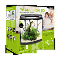 Аквариум Aquael Pearl High 40 ПР