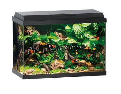 Аквариум Juwel Primo 70 черный LED 70 литров