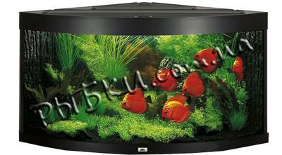 Аквариум Juwel Trigon 350 черный