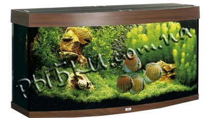 Аквариум Juwel Vision 180 коричневый LED 180 литров