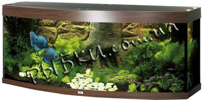 Аквариум Juwel Vision 450 коричневый