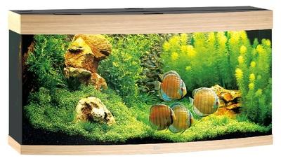 Аквариум Juwel Vision 450 светлый дуб