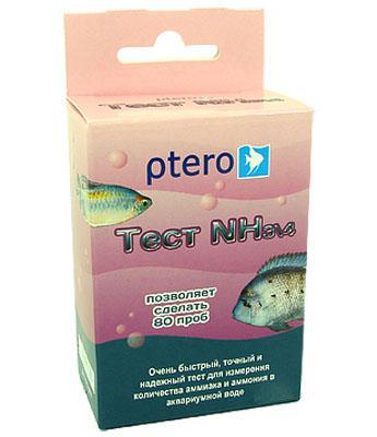 Ptero Тест NH3-NH4 аммиак, аммоний
