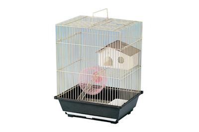 AnimAll клетка для грызунов 30х23х39 см