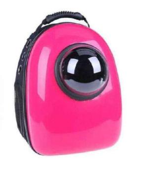 AnimAll SpacePet рюкзак-переноска 30х28х44см, розовая