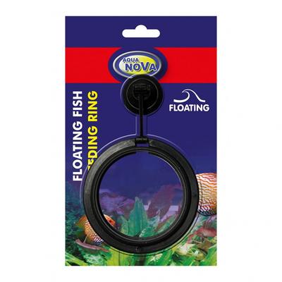 Кормушка для аквариума Aqua Nova плавающая круглая