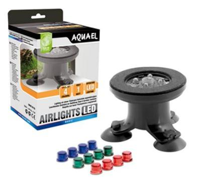 Aquael (Aqua Szut) Air Lights – распылитель с подсветкой, 110341/111171