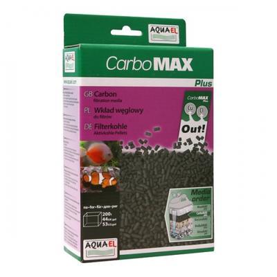 Aquael CarboMAX Plus 1L, уголь активированный, 106615/5399