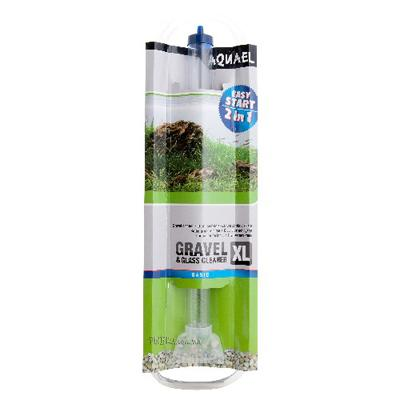 Aquael Gravel & Glass Cleaner XL – сифон для очистки грунта, 222874
