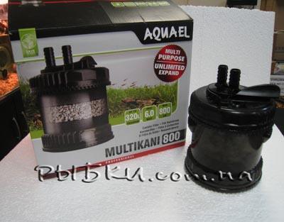 Aquael MultiKani 800 – внешний фильтр, 109441