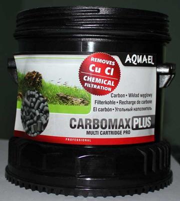 Aquael MultiKani 800 - контейнер с наполнителем Aquael CarboMax, 1 л