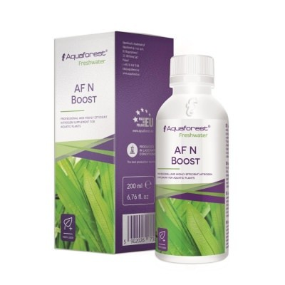 Aquaforest AF N Boost 200 мл азотосодержащее удобрение