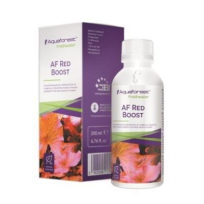 Aquaforest AF Red Boost 200 мл удобрение для окраски красных растений
