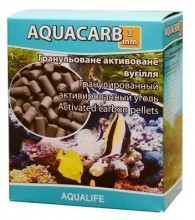 Aqualife Aquacarb уголь активированный, 250 мл