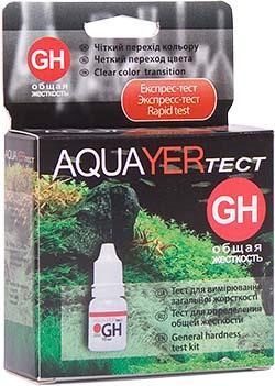Aquayer GH тест на жесткость воды