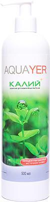 Aquayer Калий 500 мл удобрение для аквариумных растений