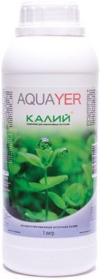Aquayer Калий 1000 мл удобрение для аквариумных растений