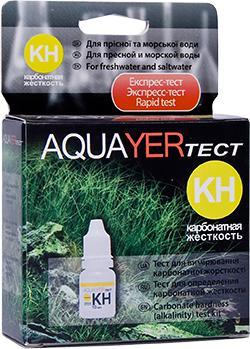 Aquayer KH тест на карбонатную жесткость воды