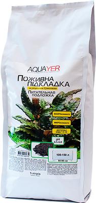 Aquayer Питательная подложка для аквариума, 5 л