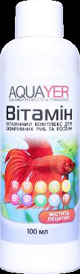 Aquayer Витамин, 100 мл