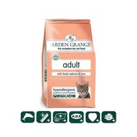 Arden Grange Adult Cat Fresh Salmon, Rice