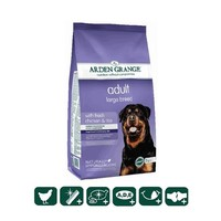 Arden Grange Adult Dog LB Chicken, Rice