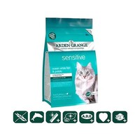 Arden Grange Adult Sensitive Cat Food Ocean White Fish and Potato