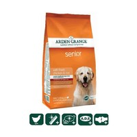 Arden Grange Dog Senior Chicken, Rice