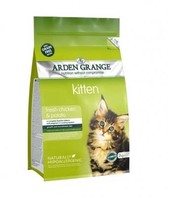 Arden Grange Kitten with fresh chicken, potato