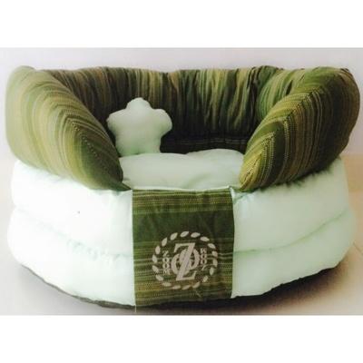 Bizet №2 - лежак для собак салатово-зеленый, 60х30 см