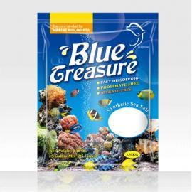 Blue Treasure Reef Sea Salt - рифовая соль для L.P.S. кораллов 3,35кг, 46206