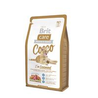 Brit Care Cat Cocco I am Gourmand 7 кг