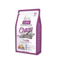 Brit Care Cat Crazy I m Kitten 7 кг