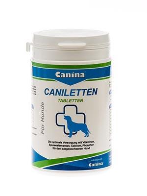 Canina Caniletten - активный кальций, 300г, 120307 AD