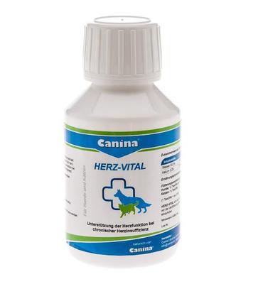 Canina Herz-Vital - сердечная добавка для собак, 112050 AD