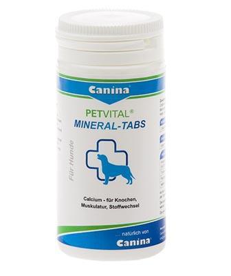 Canina Petvital Mineral-Tabs - минеральный комплекс для собак, 723102 AD