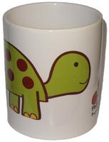 Чашка сувенирная, Черепаха