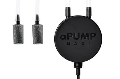 Collar aPUMP MAXI - компрессор двухканальный, 7915