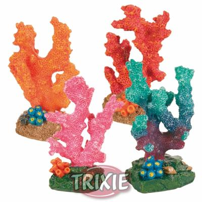 Trixie Набор из 12 кораллов - декорация для аквариума, 8868