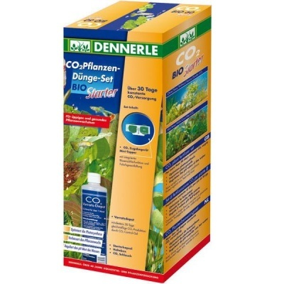 Dennerle BIO 60 Starter стартовый комплект для удобрения растений CO2