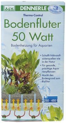 Dennerle Bodenflutter 50, 24 в, 50 вт низковольтный грунтовый термокабель