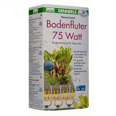 Dennerle Bodenflutter 75, 24 в, 75 вт низковольтный грунтовый термокабель